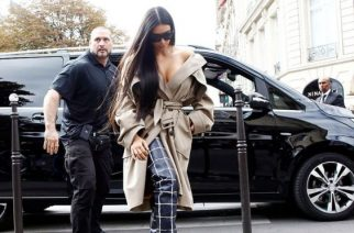 Pascal Duvier, left, worked as a bodyguard for Kim Kardashian West
