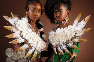 These Adorable Cute Kids Rocked African Print Bohemian Style