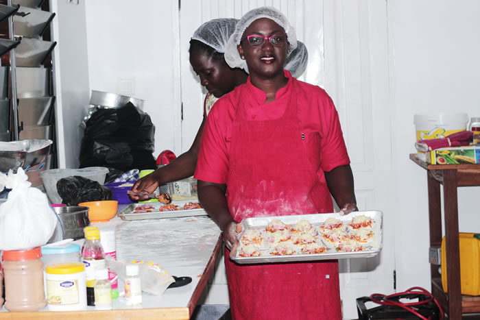 The Ghanaian Women Making Fortunes Out Of Cakes