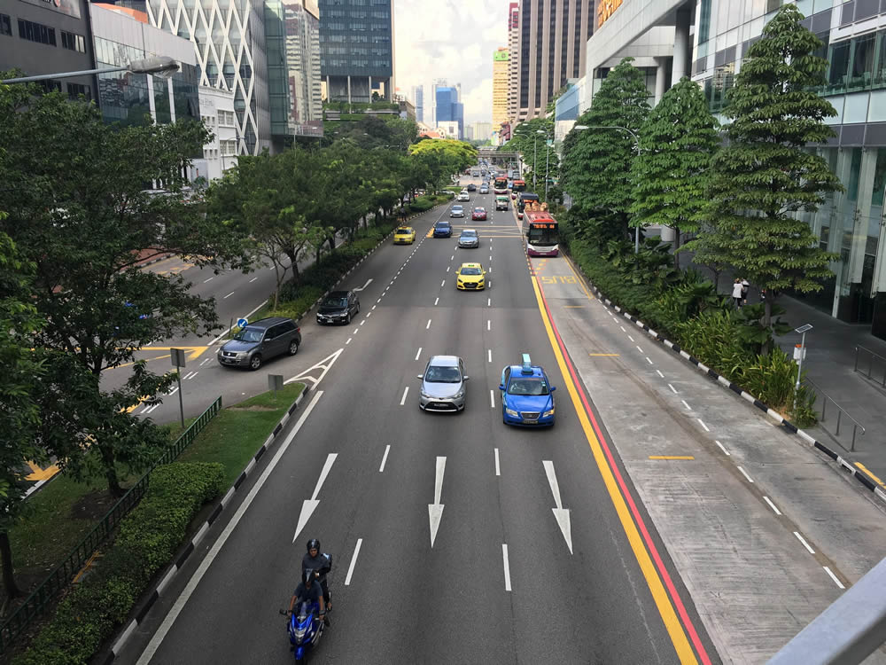 Why Singapore Is So So Clean