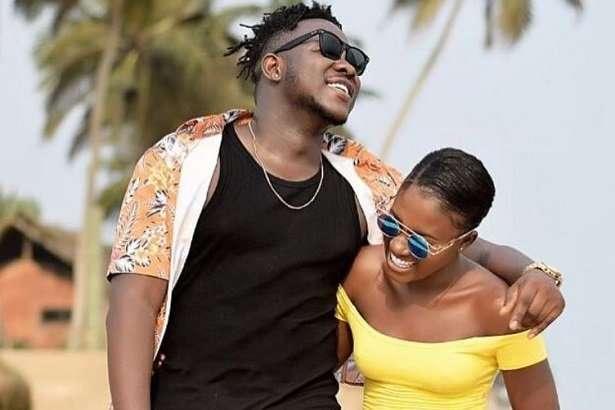 I Won't Break Up With Medikal Over Cheating – Fella Makafui
