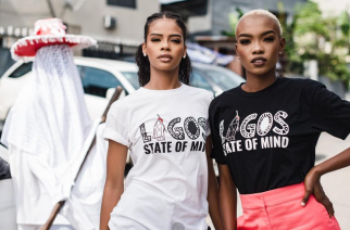 These 'Lagos State Of Mind' T Shirts Is Everything You Need Visiting Nigeria