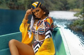 Amazing Editorial Images From Nigeria's B-fyne's Latest Swimwear Campaign