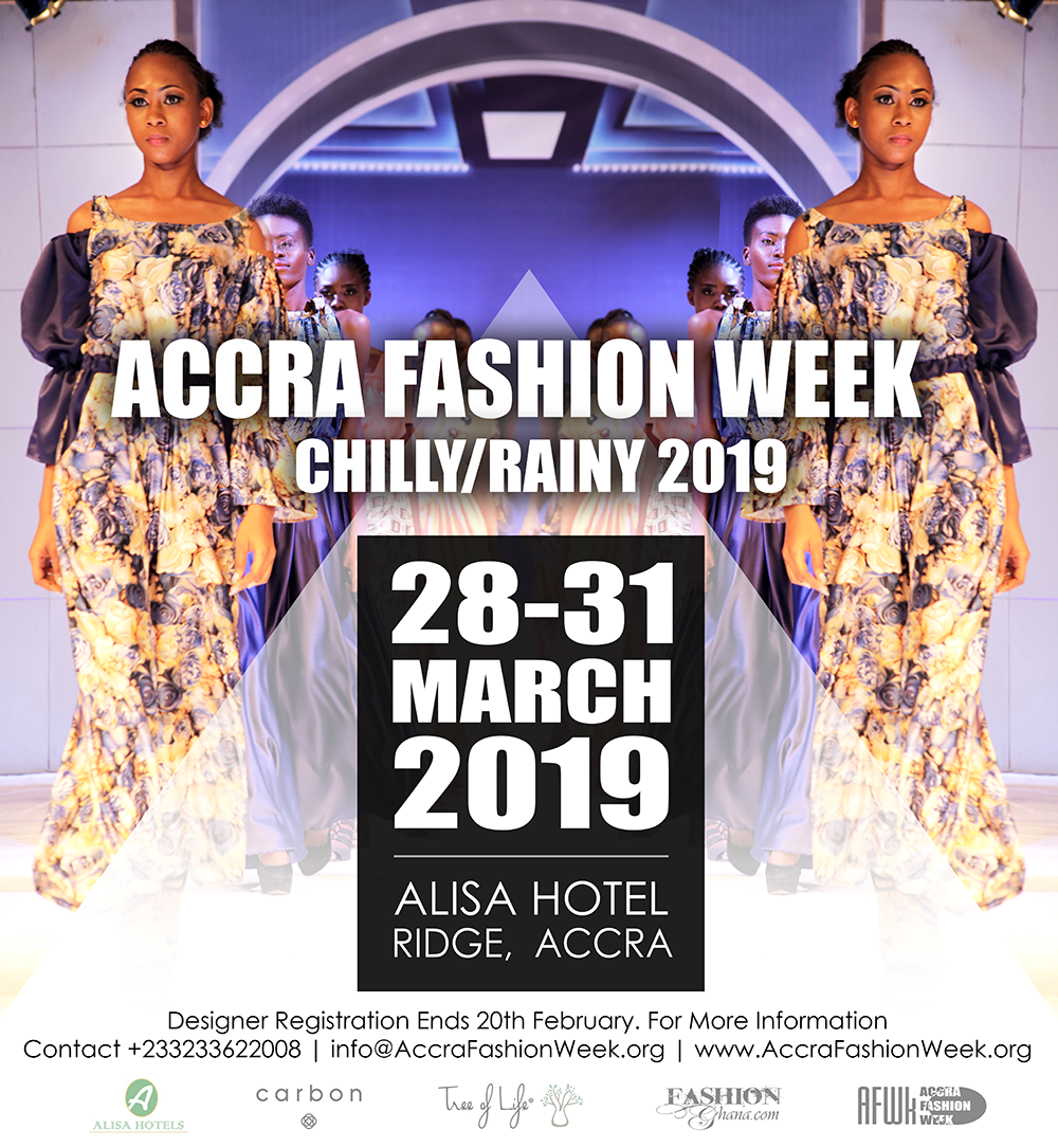 Accra Fashion Week Ready To Rock Ghana After Striking Major Partnership Deal With ALISA Hotel For 2019