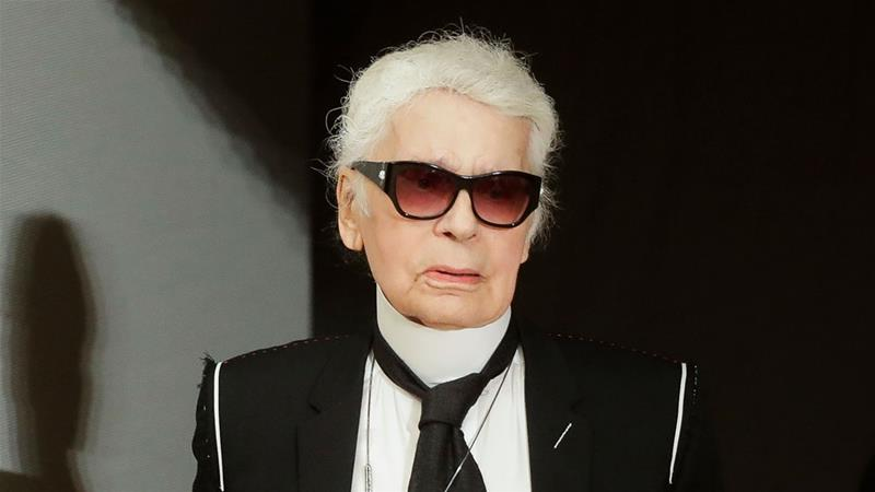 Fashion Designer Karl Lagerfeld Dead At 85 Classic Ghana