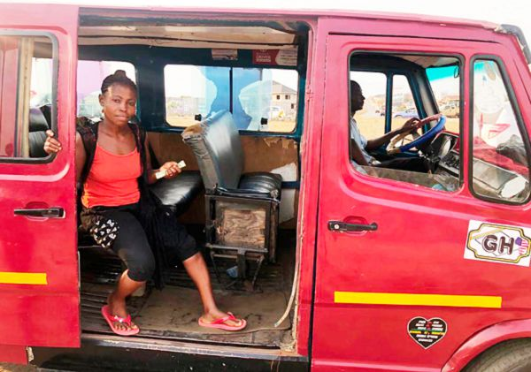 207 Benz Romance, Meet The Couple Working Together As Driver, Mate