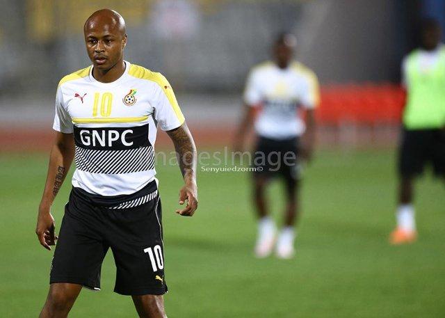 Coach Kwasi Appiah Names Ayew As New Black Stars Captain