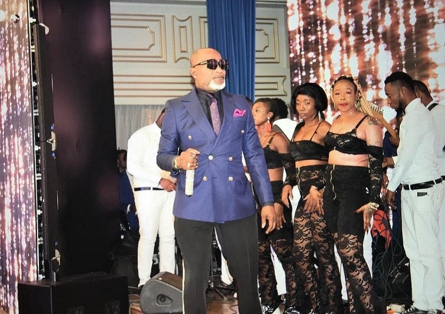 Congolese Music Star Koffi Olomidé Sentenced In France For Raping 15-Year-Old Girl