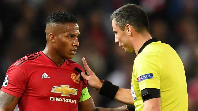 Antonio Valencia: Manchester United Captain Set To Leave Club In Summer