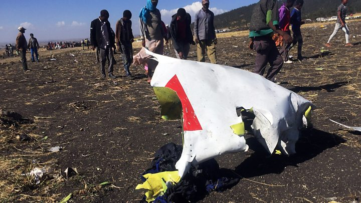 Ethiopian Plane Crash Site Is Called 'Bad Luck'