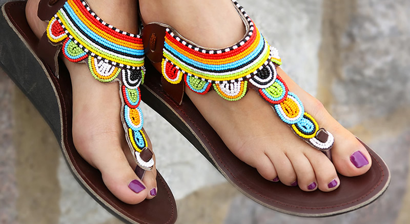 The Dangers Of Wearing Flip-Flops And How To Avoid Them