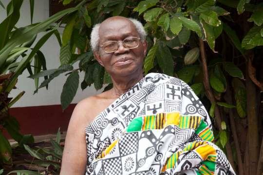 Prof. Nketia Passes On