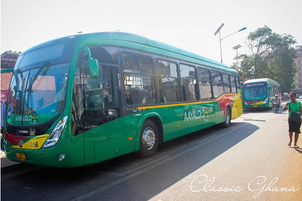 Aayalolo Buses Back On The Road