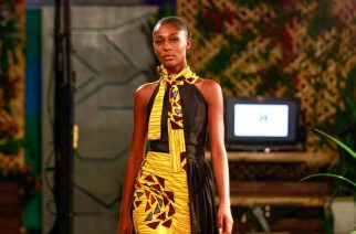 The Hot Models That Rocked The Accra Fashion Week Runway