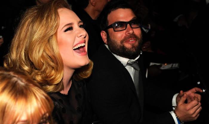 Adele Files For Divorce From Husband Simon Konecki