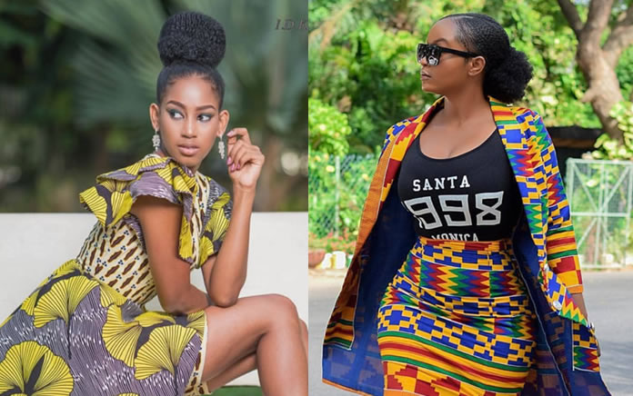 Latest African Print Fashion Perfect For A Night Out With The Girls