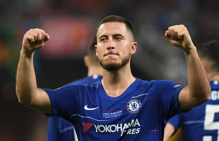 Eden Hazard: 'I Think It's A Goodbye,' Says Chelsea Forward