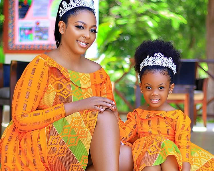 Tanzanian Designer Sarah Keith, Is Serving Some Of The Best Mother/Daughter African Print Looks