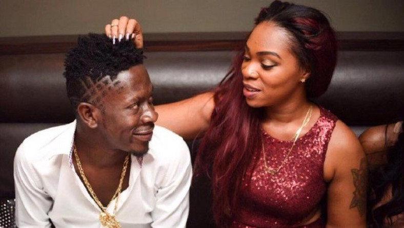 Shatta Michy Is Violent When Angry – Shatta Wale