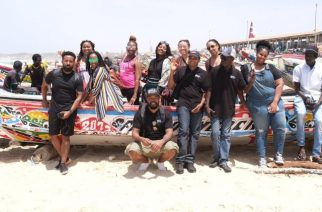 "Black & Abroad, an online travel and lifestyle platform, encourages African Americans to visit such ancestral countries as Senegal through a new project called ""Go Back to Africa."" (Photo by Eric Martin)"