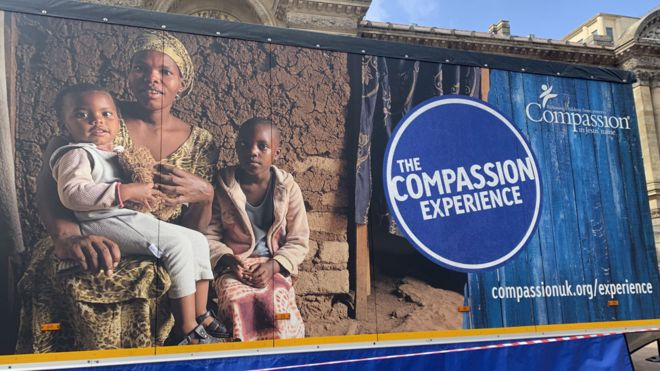 The African 'Poverty Safari' On Wheels