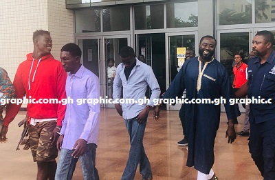 Kidnappers Of Canadian Women Demanded $800k Ransom – Prosecution