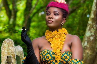 Priscilla Opoku-Agyeman Stuns In Fabulous Jamartash Dress In Fashion Editorial By TwinzDntBeg
