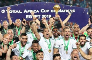 Algeria have gone from failing to get out of the group stage two years ago to winning the tournament