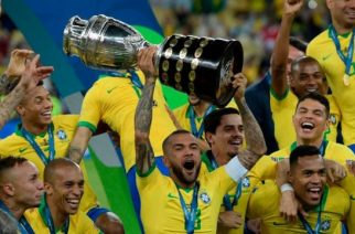 Brazil end 12-year trophy drought with Copa America victory on home soil