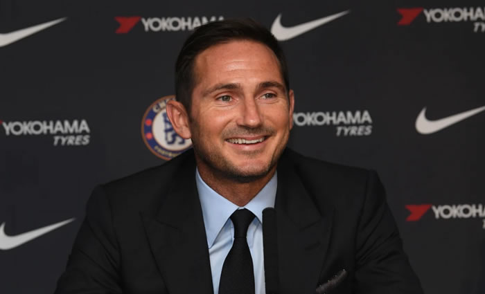 Frank Lampard Reflects On The Honour Of Managing Chelsea