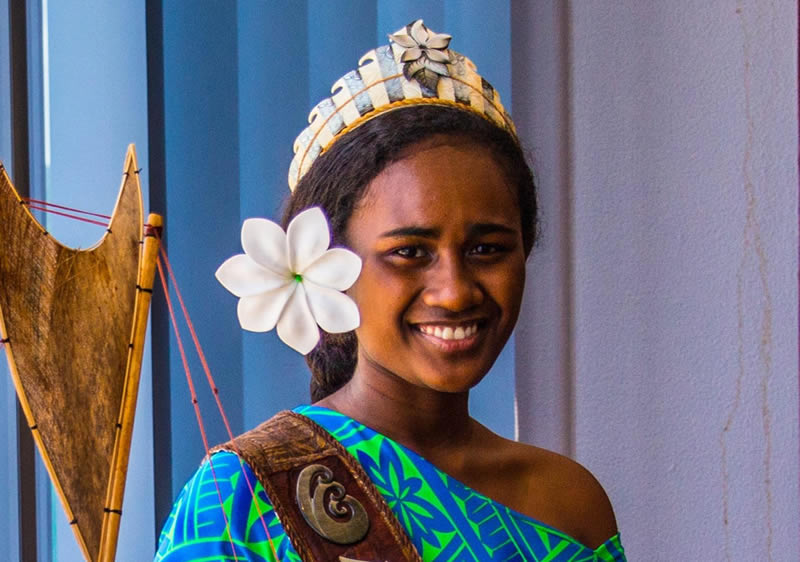 19-yr-old Papua New Guinean Beauty Queen Shows Resilience After Being Called 'Black And Ugly' On Stage