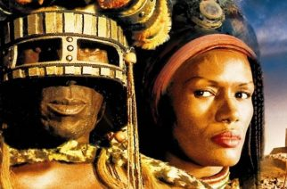 A depiction of Shaka Zulu and Nandi -- Image source: itcher.com
