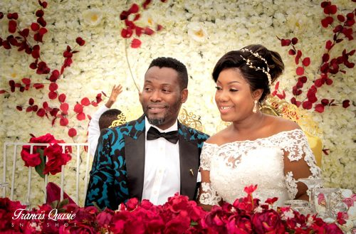 Vow Renewal Felt Like A New Journey – Adjetey Anang