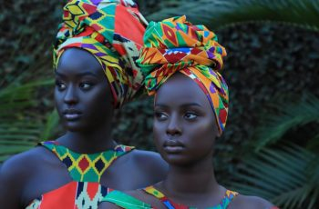 These Stunning Images Of Two Dark Skinned Ugandan Women Is Dominating The Internet