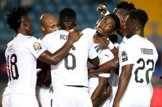 Ghana Tops Group F With Victory Over Guinea Bissau