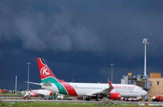 Stowaway Dies On Kenya Airways' Nairobi – London Flight