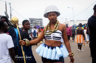 Ghana's Chale Wote Street Art Festival In Clicks And Shots