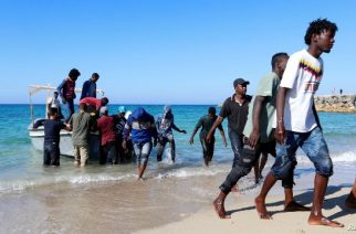 French Charities Rescue 81 More Migrants Off Libya