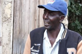 John Kanyua, a businessman from Juja Farm, Kiambu County. He is living in distraught after his wife of 26 years and whom they have five children with, fled with a local bishop who oversaw his marriage.