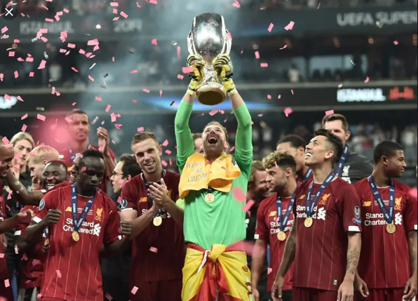 Liverpool Beat Chelsea On Penalties To Win UEFA Super Cup