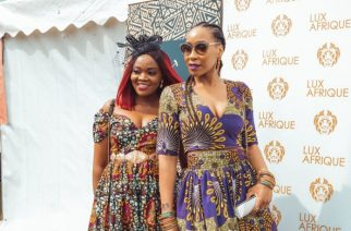 Fashion From London: Fashionistas Come Out In Haute Print For Lux Afrique's Polo Day 2019