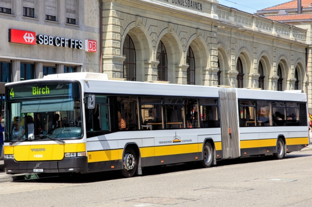 5-Year-Old Fined 100 Swiss francs For Travelling On Bus Without Ticket