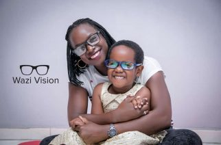 Meet The Woman Behind Wazi Vision, The Recycled Plastic Glasses