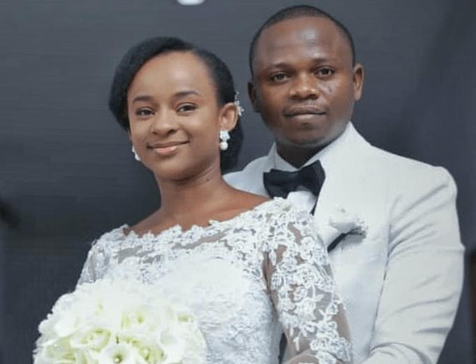 Meet the Nigerian Couple Who Had No Wedding Reception