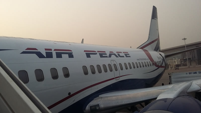 Air Peace Offers Free Flights To Nigerians Willing To Return From South Africa