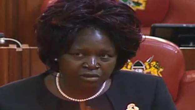 Lilian Achieng Gogo told MPs that farting on planes could lead to fights