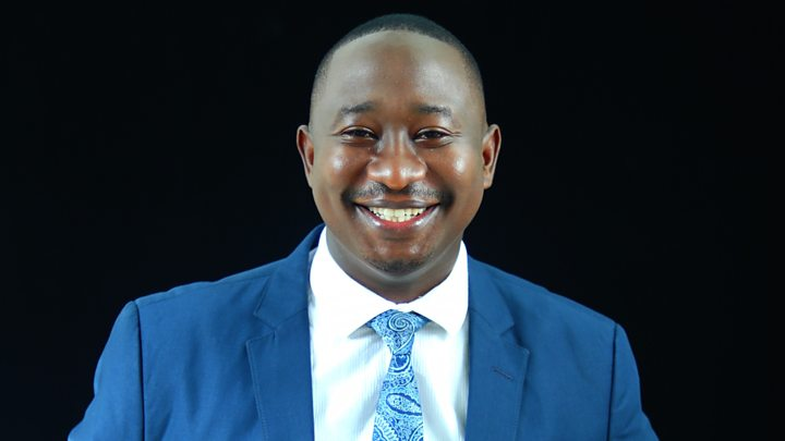 Solomon Serwanjja wants to carry on Komla Dumor's legacy of changing the narrative about Africa