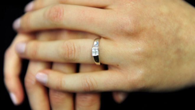Nightmare Causes Sleeping California Woman To Swallow Engagement Ring