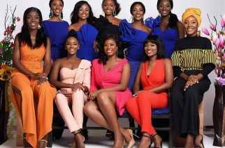 The Final 10 contestants competing for the Malaika crown
