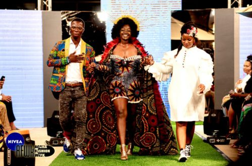 NIVEA Accra Fashion Week SH19 Ends With A Bang & A Whole Host Of Celebrities In Attendance
